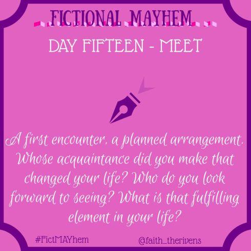 FictMAYhem Day 15