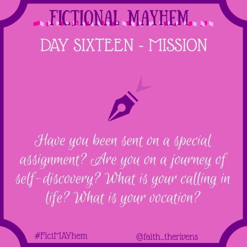 FictMAYhem Day 16