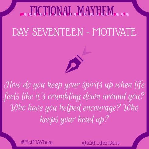 FictMAYhem Day 17