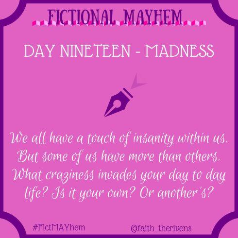 FictMAYhem Day 19