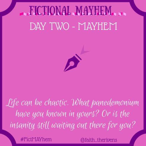 FictMAYhem Day 2