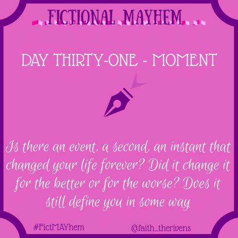 FictMAYhem Day 31