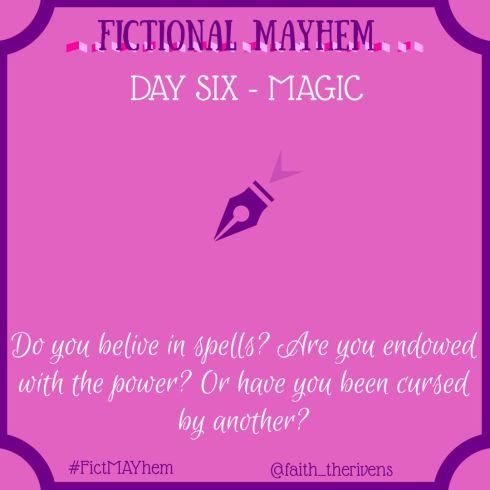 FictMAYhem Day 6