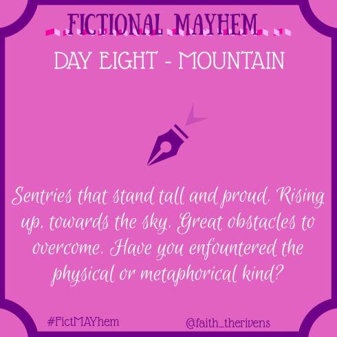 FictMAYhem Day 8