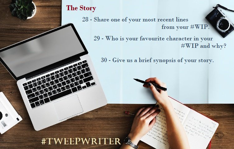 #TweepWriter - June 6